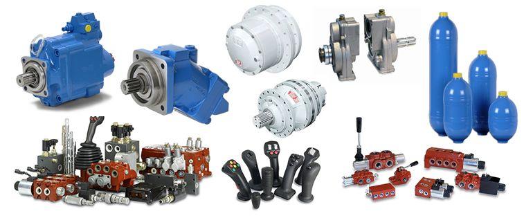 composants hydraulique