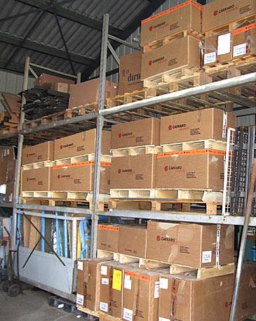 Photo Entrepôt et stock DDPA